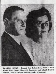 My grandparents, from the Beaver County Times, Alquippa Ambridge Home Edition (Pennsylvania), Saturday, April 6, 1963